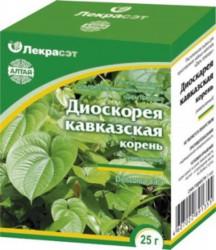 Диоскорея кавказская, 25 г