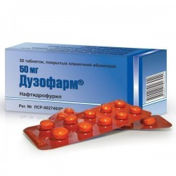 Дузофарм, табл. п/о пленочной 50 мг №30